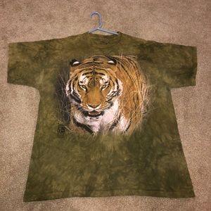 Vintage The mountain tiger Tshirt!
